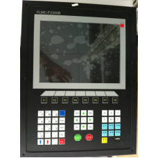 "CNC controller system for plasma/flame cutting 2 axis 200KHz with 10.4"" display"