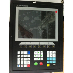 """CNC controller system for plasma/flame cutting 2 axis 200KHz with 10.4"""" display"""