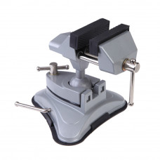 Aluminum 360 degree Swivel Base Table Bench Vise Vice Clamp Tool