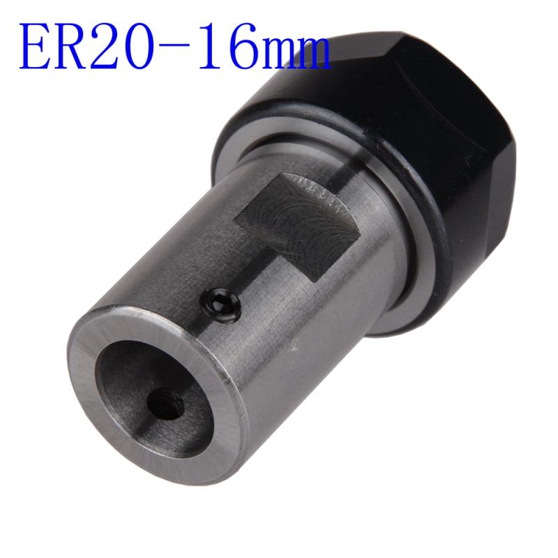 ER20 A Type Extension Rod Collect Chucks for 10mm CNC Spindle Motor