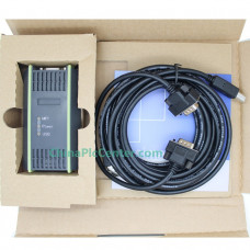 6ES7972-0CB20-0XA0 USB MPI Programming Cable S7 PC Adapter Profibus/MPI/PPI Win7 64bit