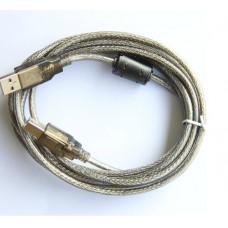 Delta B series touch screen programming cable, USB-DOP/B 2.5 meters long