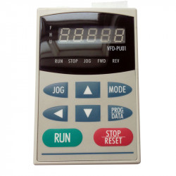 VFD-PU01 keypad and warehouse