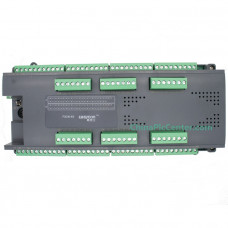 EC2N 92MR/92MT 46 input 46 output 2 analog input 2 analog output RS485 plc controller