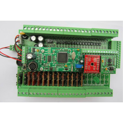 EC2N-40MT/MR-8AD(0-10V)-4DA  plc controller‎ RS485