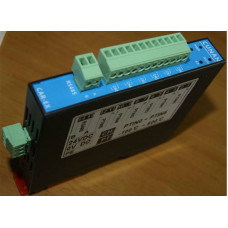 CAR-4PT-2 Isolated 4-channel PT100,2-Channel Output  Temperature