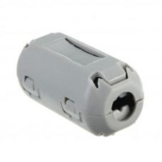TDK gray Φ5mm Cable Clamp Clip Noise Filters Ferrite Core Case