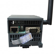 PLC programming module wireless WIFI wireless transmission cross-regional programming