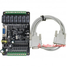 CF2N 15MR 8 input 7 relay output plc controller
