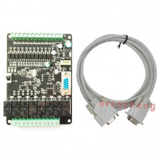 CF2N 19MR 11input 8 relay output plc controller