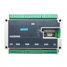 LE3U 40MT 24DI 16DO 2AD 2DA RS485 Modbus 4 Axis High-Speed Pulse 100KHz Output