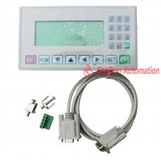 LED Text display MD204L OP325 text viewer RS232/RS485/RS422 modbus 3X 4X