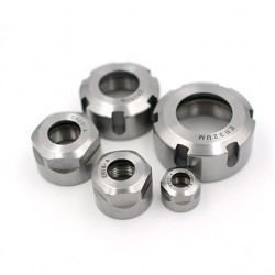 1pc high precision er collet nut ER16 ER20 ER25 ER32 ER40