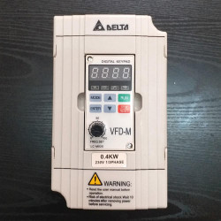 Original Delta Frequency Inverter VFD-M Series Sensorless Vector Micro AC Drive 220V 380V