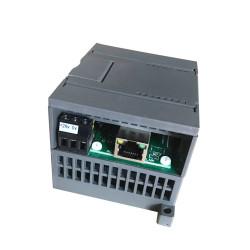 PLC programming Ethernet-rs232 Module