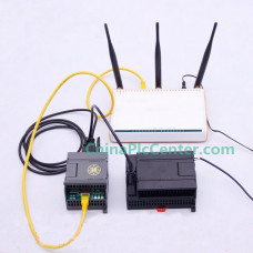 ETH-MPI MPI/DP Ethernet module communication adapter instead CP343-1 Isolated plc programming cable
