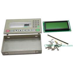 Membrane Keypad+Shell for xinjie op320 OP320-A MD204L OP320-A-S